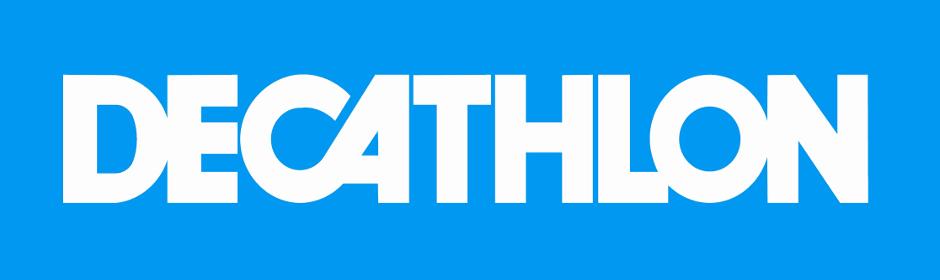 Logo client Decathlon avec production musicale et son