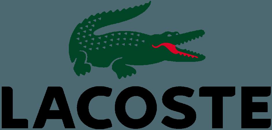 Logo client Lacoste avec production musicale et son