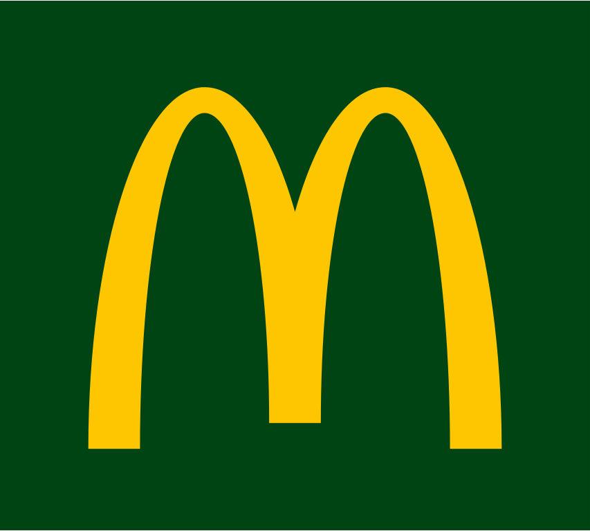 Logo client McDonald avec production musicale et son