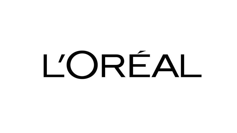 Logo client L'Oréal avec production musicale et son