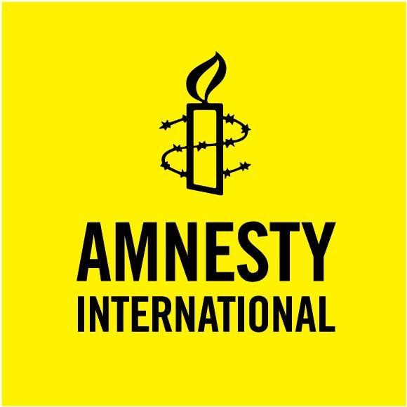 Logo client Amnesty avec production musicale et son