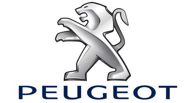 Logo client Peugeot avec production musicale et son