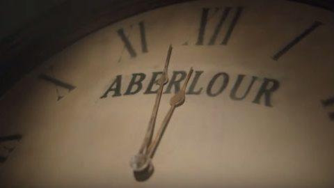 Production musique son et sonore de la campagne Aberlour - Forgé par le temps par l'agence Capitaine Plouf
